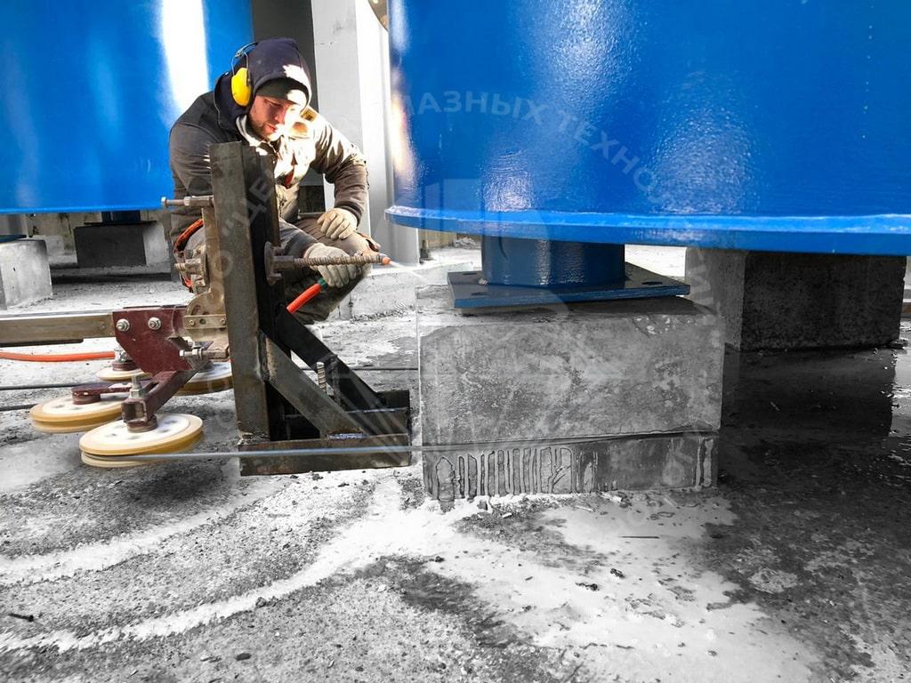 Распилка бетона форма для бетона купить в краснодаре